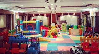 Sewa / Rental Play Ground Anak
