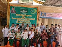 Pengurus Lazisnu Provinsi Lampung Periode 2018 - 2023 Resmi Dilantik