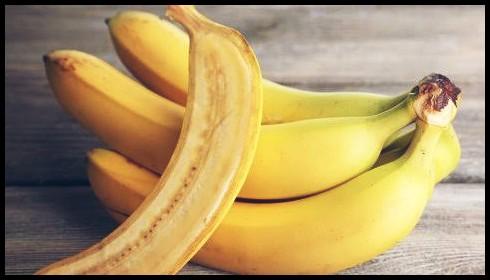 Khasiat buah pisang