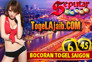 Togel Saigon Selasa 24 April 2018
