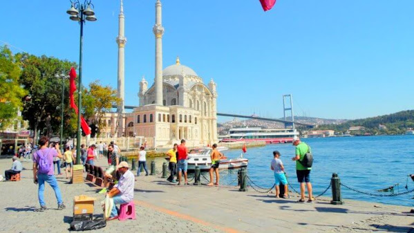 ساحل اورتاكوي اسطنبول