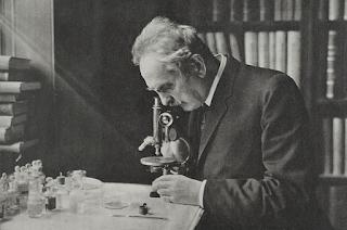 dr. hans molisch  laboratorio