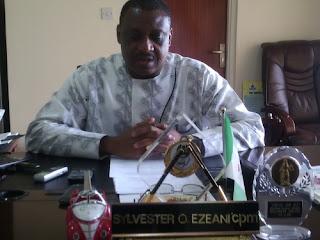 Sylvester Okey-Ezeani