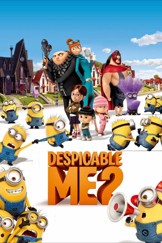 Despicable Me 2 มิสเตอร์แสบ ร้ายเกินพิกัด ภาค 2 [HD]