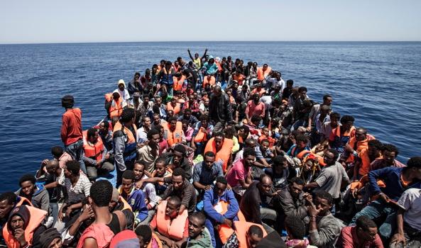 1500 Migran Kehilangan Nyawa Saat Lewati Laut Mediterania