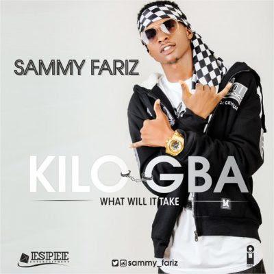 JPEG: Sammy Fariz – Kilogba (Prod. DJ Coublon)