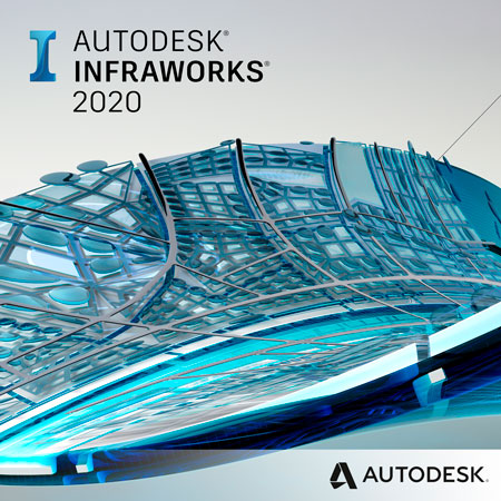 Autodesk InfraWorks 2020.2 poster box cover