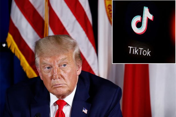 Donald Trump says he will ban TikTok in United States