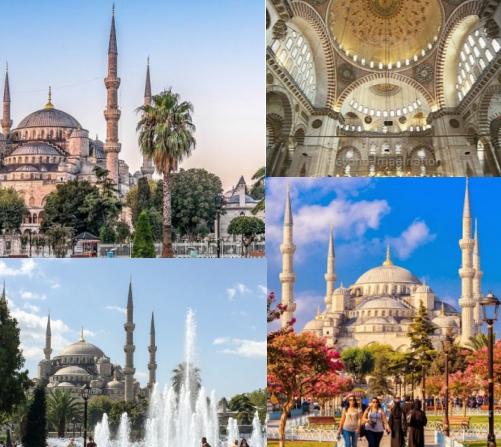 Blue Mosque_Tempat wisata di Turki