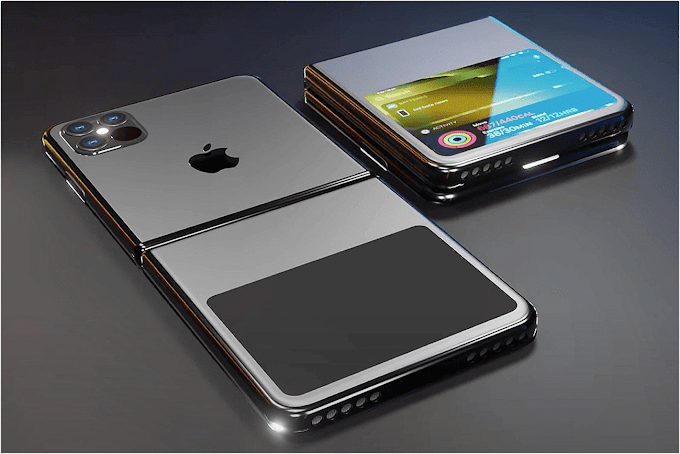 Apple Leveling with Competitors Samsung as it Begins Working on Clamshell Smartphone Design