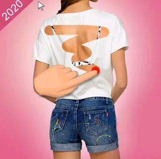 clothes remover app