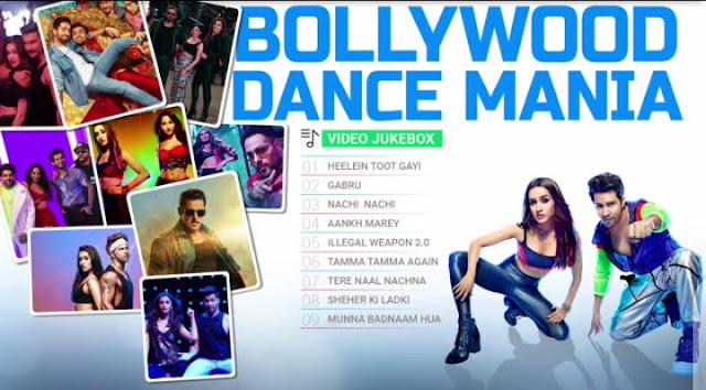 Bollywood Dance Songs Video Jukebox - बॉलीवुड मिक्स संग डांस वीडियो