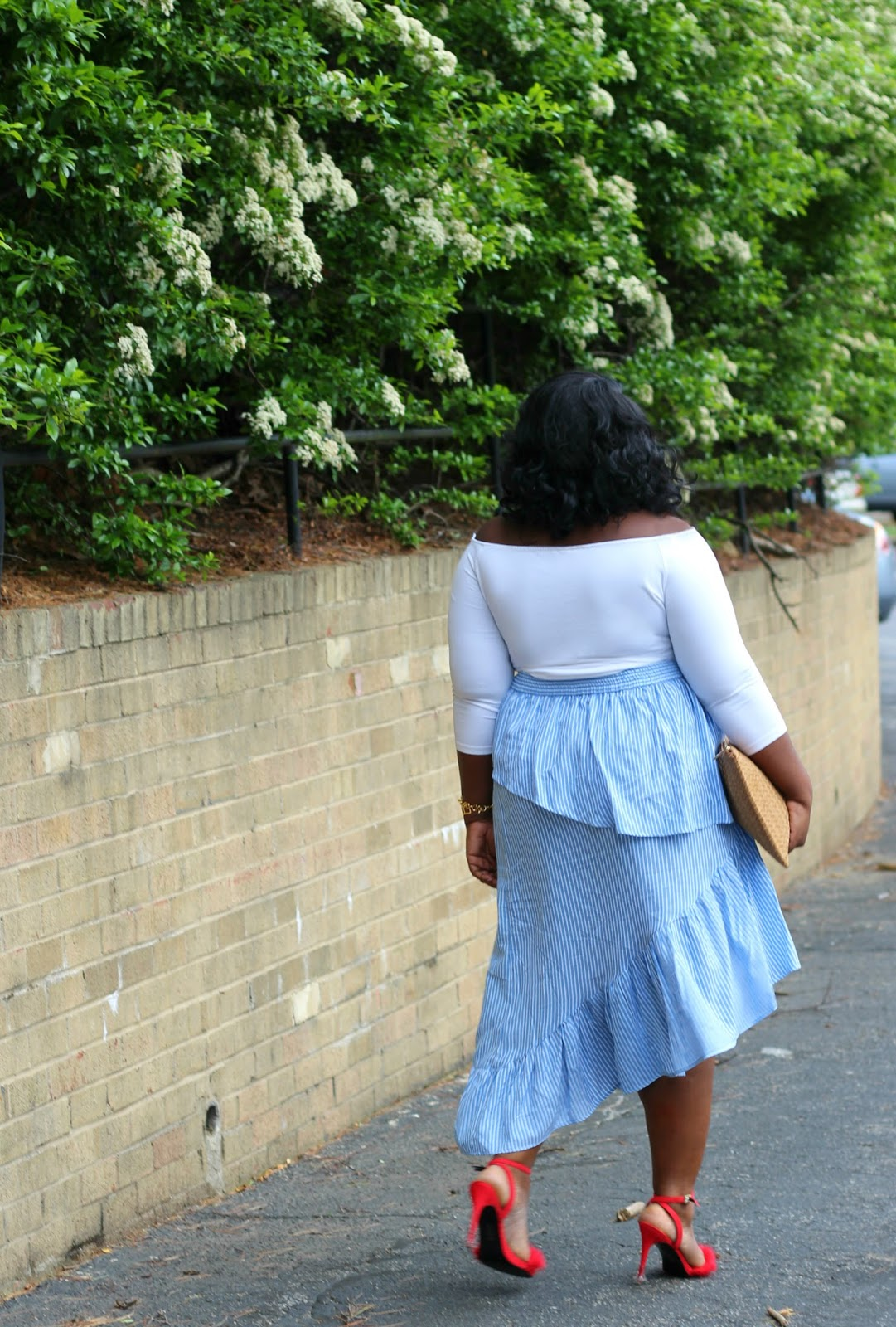 plus size fourth of july outfit