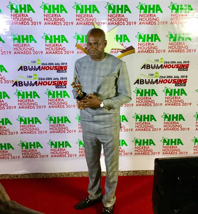 Nigerian Housing Czar, Sam Ogrihi Emerges Real Estate CEO Of The Year.
