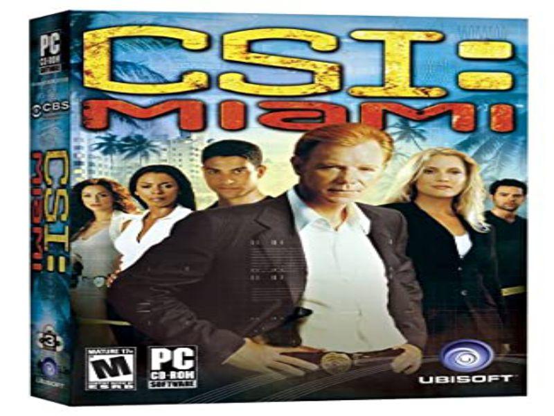 Download CSI Miami Game PC Free