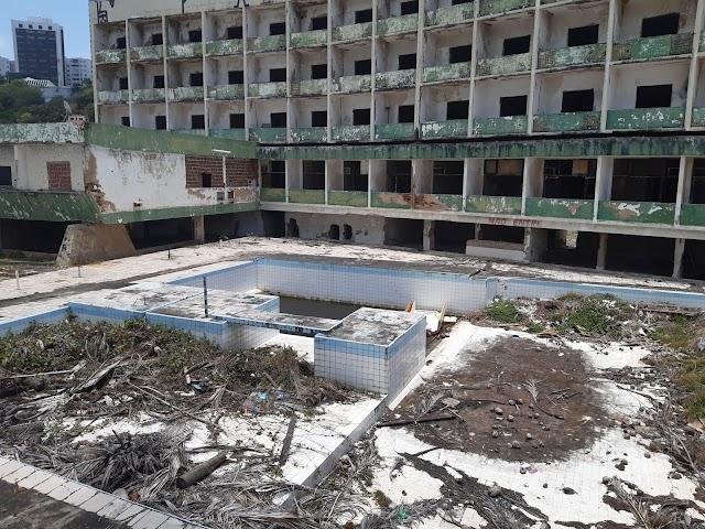 MOBILIZAÇÃO NO HOTEL REIS MAGOS FRACASSA