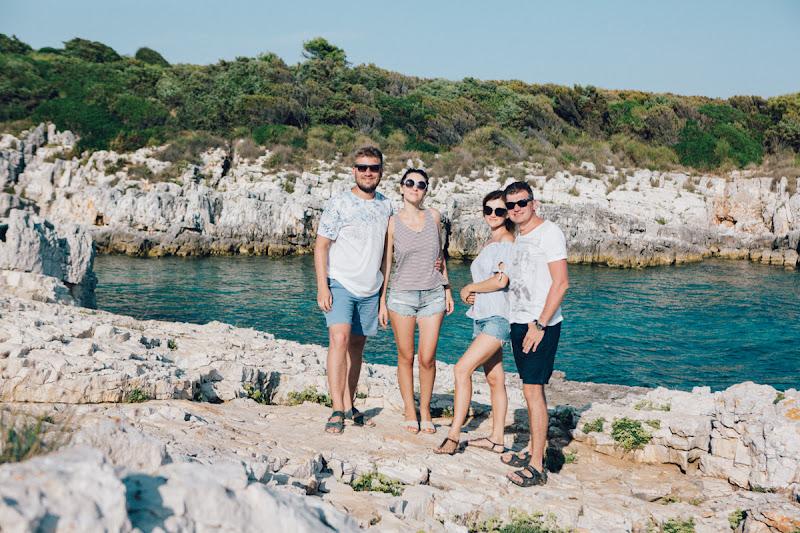 отдых в хорватии компанией