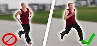 الطريقة الصحيحة لممارسة رياضة الجري