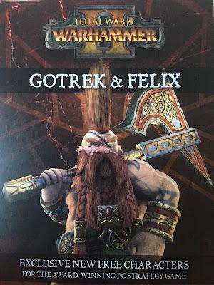 Gotrek & Felix Warhammer Total War II