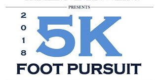 Franklin Police Association - 5K Foot Pursuit - Nov 3