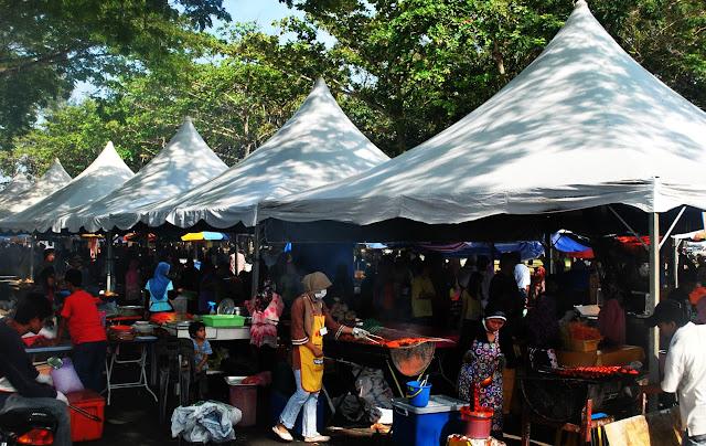 Bazar Ramadhah Terengganu Batal