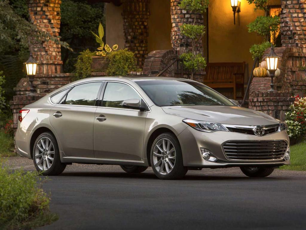 2014 toyota avalon top rated tucson az full size sedan