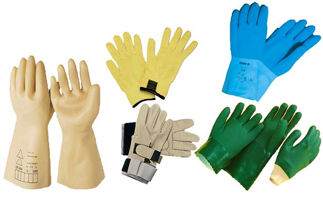 Gambar Alat pelindung tangan