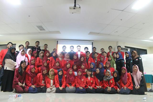 Pelantikan Pengurus BEM dan MAPERWA KEMAFAR-UH Periode 2017-2018