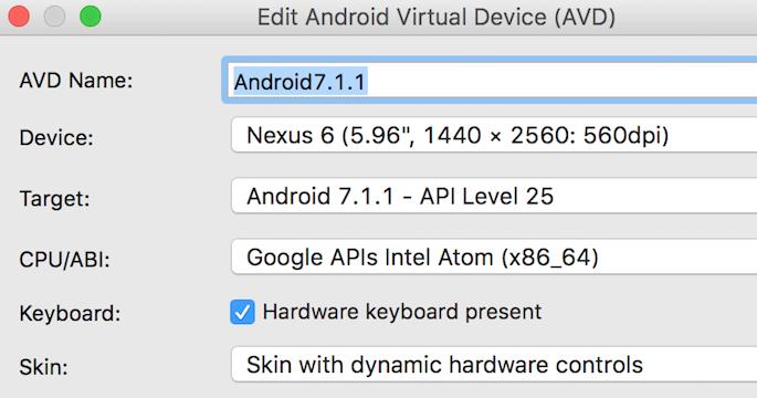 Install Google Play Store on Android 7 1 1(API 25) emulator
