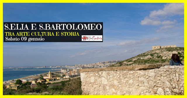 FOTO S.ELIA E S.BARTLOMEO TRA ARTE CULTURA E STORIA CON BUYSARDINIA
