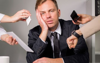 Pekerjaaan Bikin Stres, Berikut 6 Langkah Menangani Stres Karena Pekerjaan
