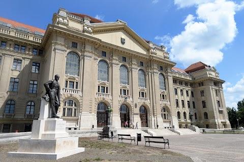 A Debreceni Egyetem az ország második legnépszerűbb felsőoktatási intézménye
