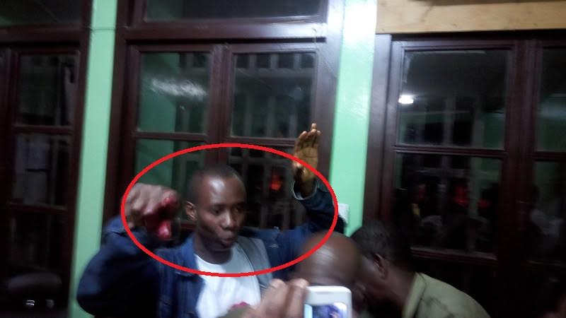 1 Man Stabs Girlfriend For Allegedly Cheating (Photos)