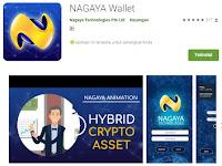 Nagaya Luncurkan Wallet Berbasis Mobile dan Windows