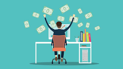 apapun bisa dilakukan untuk mencari uang tak terkecuali internet Inilah cara mencari Uang di Internet dengan Mudah
