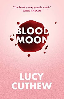 Blood Moon by Lucy Cuthew cover