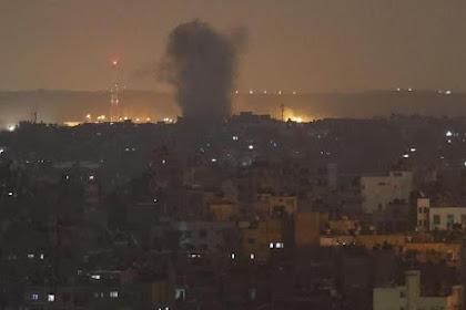 Zionis Israel Gempur Gaza Palestina, Korban Meninggal 32 Orang