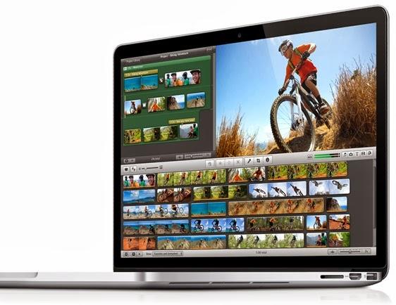MacBook Retina menggunakan prosesor Haswell