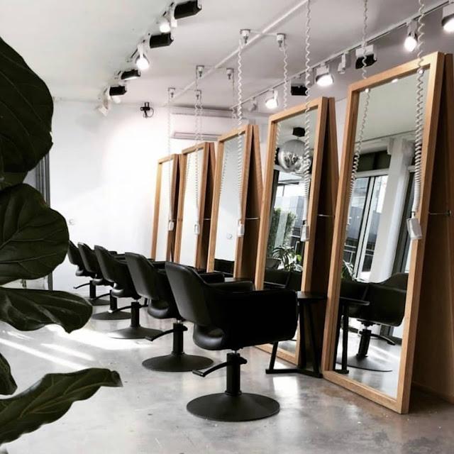 Membuka usaha salon kecantikan