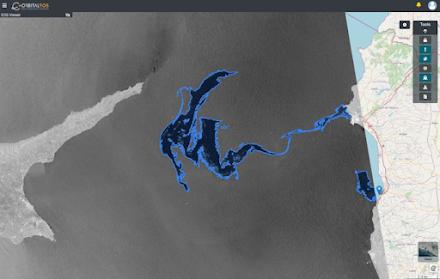 Πετρελαιοκηλίδα εξαπλώνεται στη Μεσόγειο και απειλεί την Κύπρο