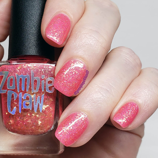 Zombie Claw Polish Boss Witch