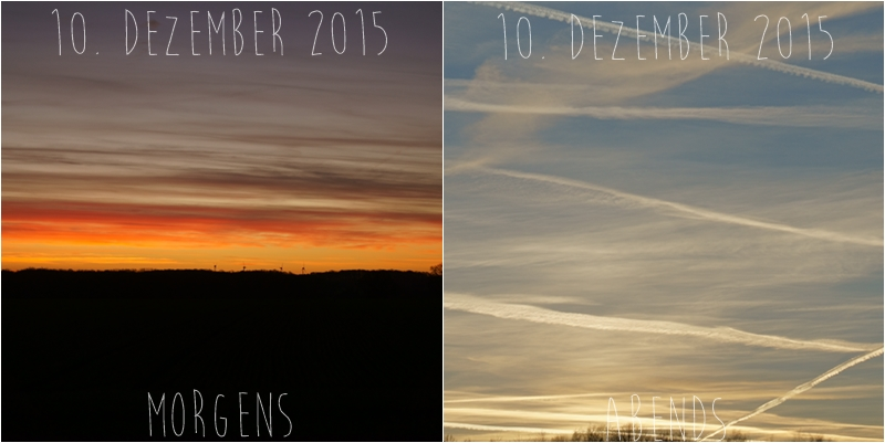 Blog + Fotografie by it's me! - Himmel am 10.12.2015