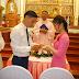 Hình ảnh lễ cưới anh Hoàng Viễn Dương và chị Phạm Thị Mây