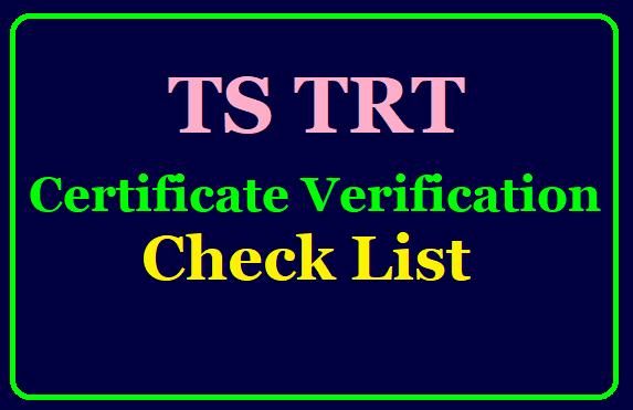 TRT 2017 Certificate Verification Check List/2019/10/ts-trt-2017-certificate-verification-check-list-counseling-schedule-.html