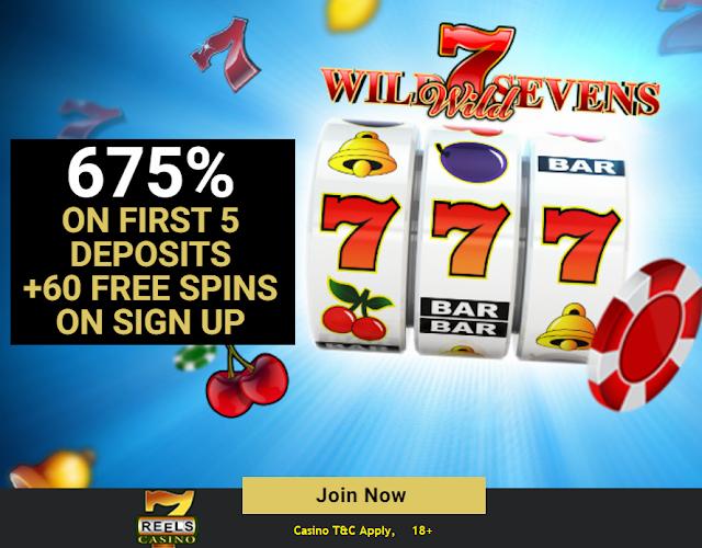 7 reels casino withdrawal