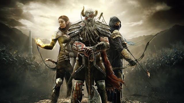 Karantina Günleri İçin MMO Önerileri; The Elder Scrolls Online