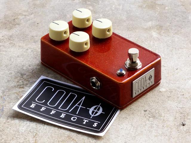 prepainting guitar pedals