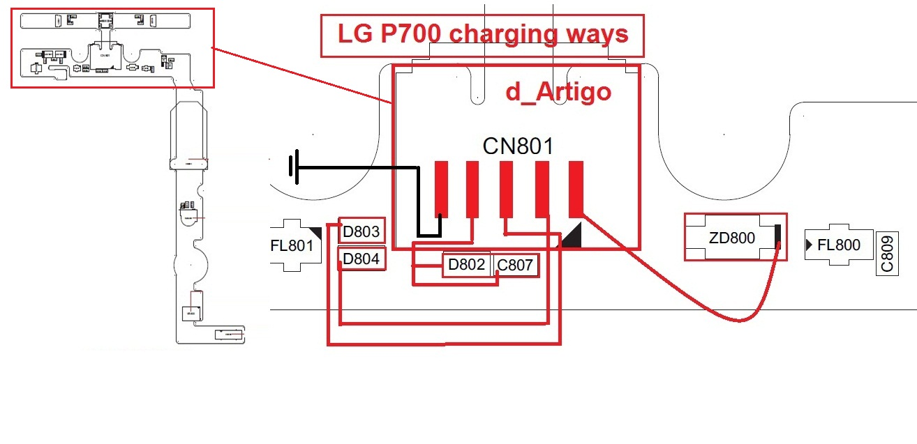 Iphone 5 Charger Wiring Layout Lg Diagram