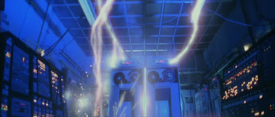 Rayo destructor - Virus - fotograma de la película