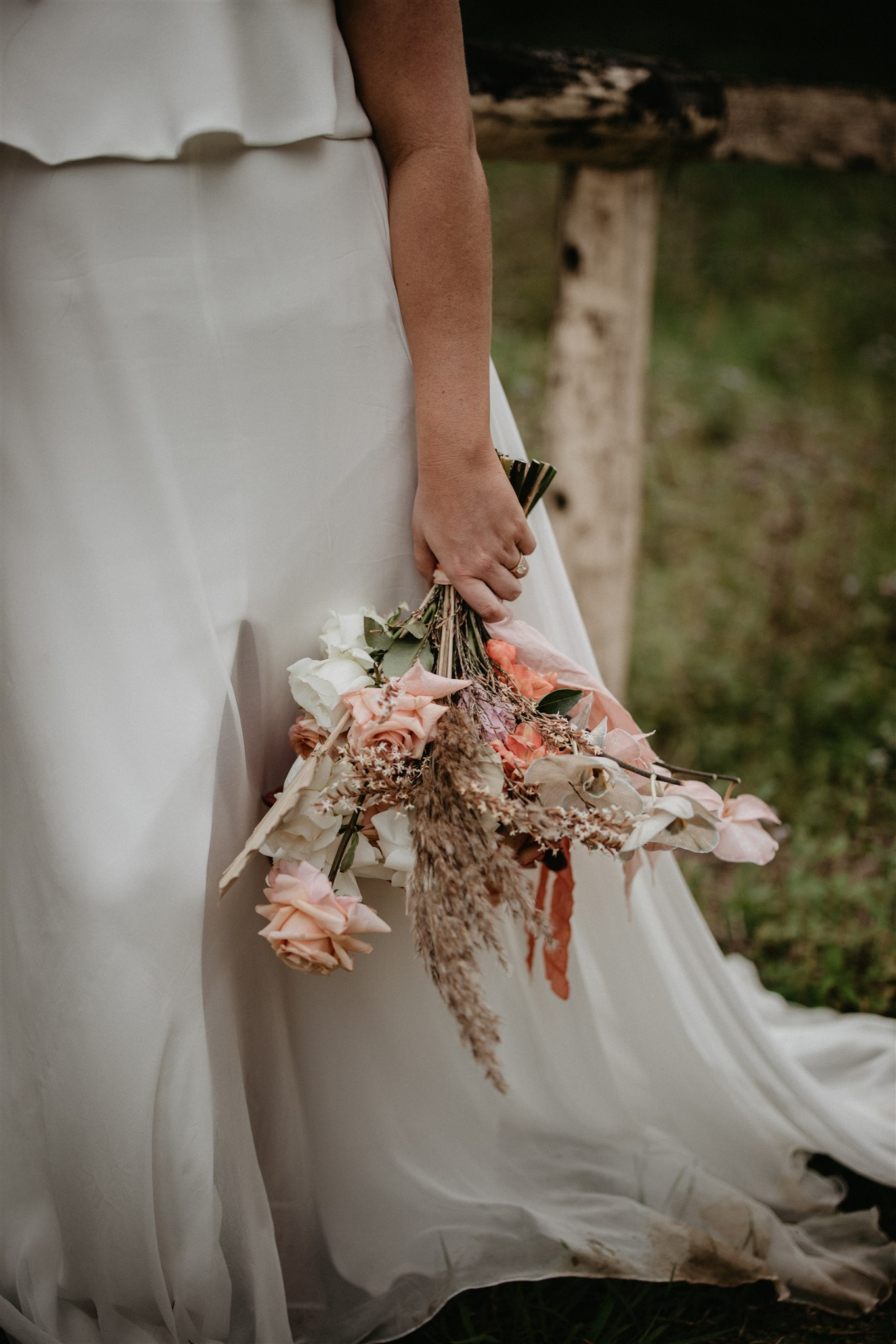 allume weddings photography boho florals kate willa bridal gown tipi outdoor wedding gold coast